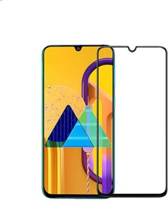 U-Verse Tempered Glass Guard for samsung Galaxy M30(Pack of 1)