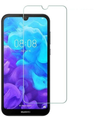 CLASIKCART Tempered Glass Guard for Honor 8S (2020)(Pack of 1)