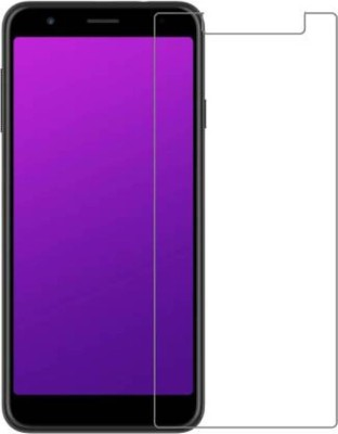 BIZBEETECH Tempered Glass Guard for Panasonic ELUGA I6(Pack of 1)