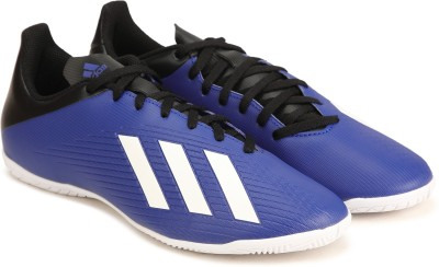 ADIDAS X 19.4 IN Football Shoes For Men Blue