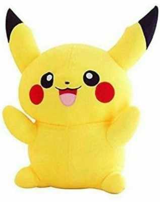 SG store Pikachu Soft Toy 30cm   30 cm Yellow SG store Soft Toys