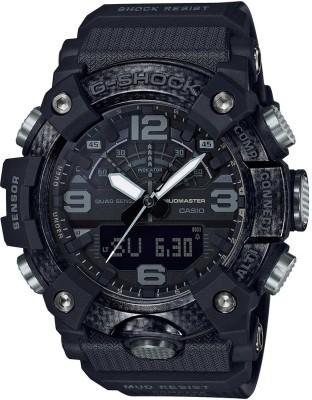 CASIO G1014 (GG-B100-1BDR) G-Shock Analog-Digital Watch - For Men