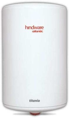 Hindware 50 L Storage Water Geyser (Titanio, White)