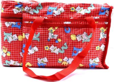 anjanaware baby diaper bag diaper bag Red anjanaware Diaper Bags