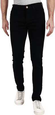 ZAYSH Regular Men Black Jeans