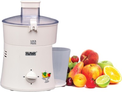 Nutan Juicer Spark 400 Juicer (3 Jars, White)