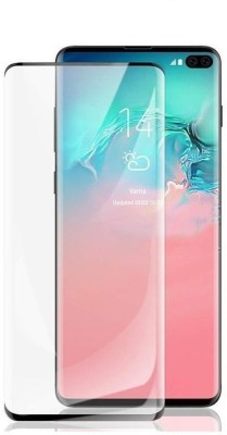 XTRENGTH Edge To Edge Tempered Glass for Samsung Galaxy S10 Plus(Pack of 1)