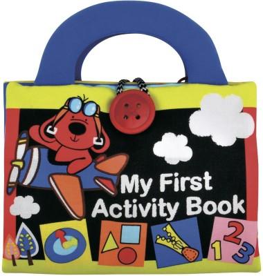 K's Kids My First Activity Book K's Kids Art   Craft Toys