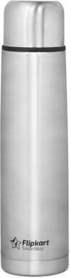 Flipkart SmartBuy Flip 1000 ml Flask(Pack of 1, Silver, Steel)