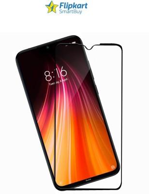 Flipkart Smartbuy Edge To Edge Tempered Glass for Mi Redmi Note 8(Pack of 1)