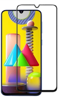 XTRENGTH Edge To Edge Tempered Glass for Samsung Galaxy M21(Pack of 1)