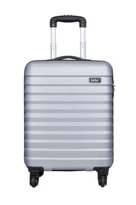 Safari Sonic Cabin Luggage   21 inch Silver