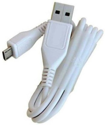 AKR 463245 1 m Micro USB Cable Compatible with MOBILE, White, One Cable AKR Mobile Cables