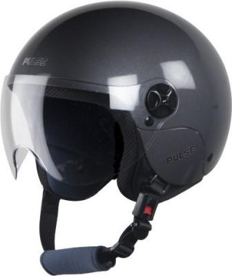 Steelbird SBH-16 Pulse Motorbike Helmet(Honda Grey)