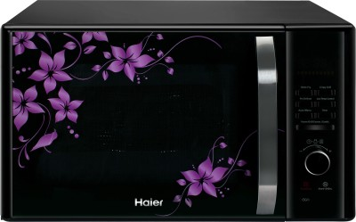 Haier 30 L Convection Microwave Oven(HIL3001CBSH, Black)