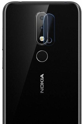 HEAVIN Camera Lens Protector for NOKIA 6.1(Pack of 1)