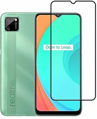 AKSHUD Tempered Glass Guard for Realme Narzo 30A, Realme C15, Gionee Max Pro, Motorola Moto E7 Power,Tecno Spark Go 2020,Tecno Spark 6 Go, Realme Narzo 20, Realme Narzo 20A, Realme C11, Realme C12, Realme C3, Realme 5, Realme 5i, Realme 5s, Oppo A9 2020, Oppo A5 2020, Realme Narzo 10, Realme Narzo 1