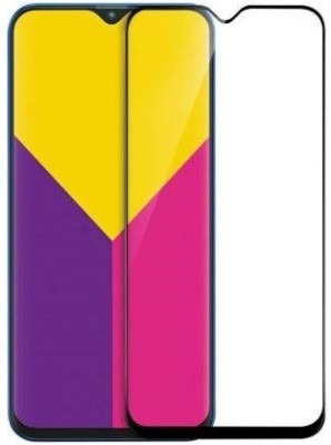 HYPER Edge To Edge Tempered Glass for Samsung Galaxy M01(Pack of 1)