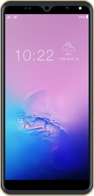 BlackZone UNI 4G (AURORA BLUE, 16 GB)(2 GB RAM)