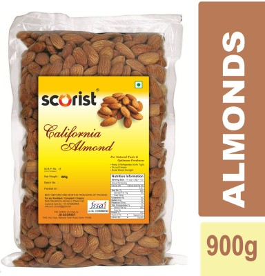 Scorist California 900g Almonds (900 g)