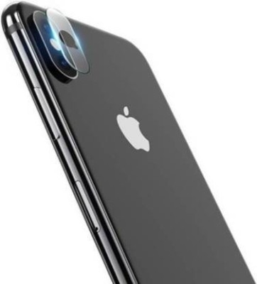 HEAVIN Camera Lens Protector for Apple iPhone X(Pack of 1)