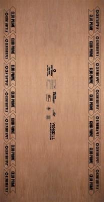 CenturyPly 6 MM Club Prime 8x4 Plywood(Brown)