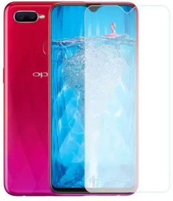 SK ENTERPRISES Impossible Screen Guard for OPPO F9 Pro(Pack of 1)