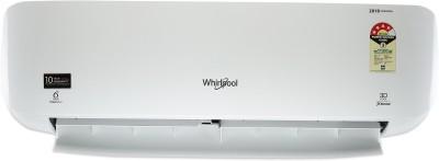 Whirlpool 1 Ton 4 Star Split AC - White(1T 3D COOL XTREME HD 4S, Aluminium Condenser)