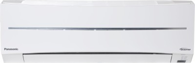 Panasonic 1 Ton 5 Star Split Inverter AC - White(CS/CU-TU12VKYW Inverter R32,...