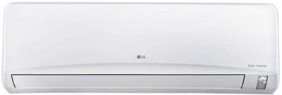 LG 1.5 Ton 3 Star Split Inverter AC - White(JS-Q18NUXA2, Copper Condenser)