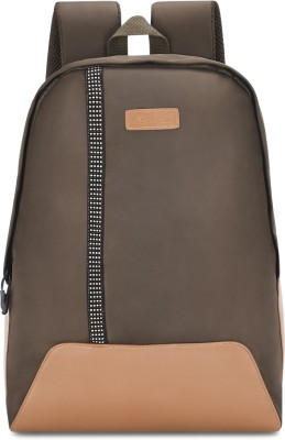 The Vertical Graphite 14 L Laptop Backpack Brown The Vertical Backpacks