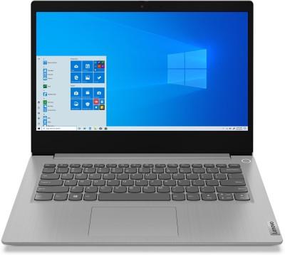 Lenovo Ideapad 3 Core i3 10th Gen - (4 GB/1 TB HDD/Windows 10 Home) 14IIL05 Thin and Light Laptop(14 inch, Platinum Gray, 1.6 kg)