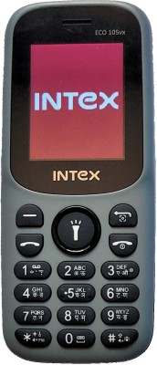 Intex Eco 105vx(Grey+Black)
