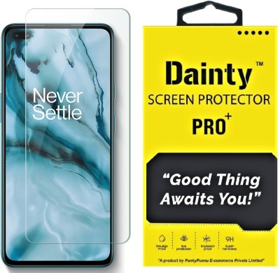 Dainty Tempered Glass Guard for OnePlus Nord(Pack of 1)