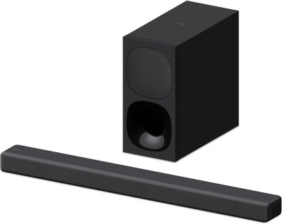Sony HT-G700 With dolby Atmos, Wireless Subwoofer Bluetooth Soundbar(Black, 3.1 Channel)