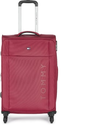 Tommy Hilfiger Sigma Cabin Luggage   22 inch Red