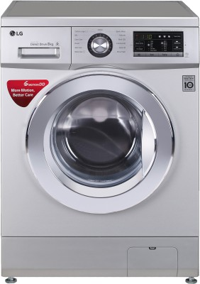 LG 8 kg 5 Star Fully Automatic Front Load with In-built Heater...