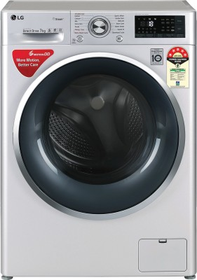 LG 7 kg 5 Star Fully Automatic Front Load with In-built Heater...