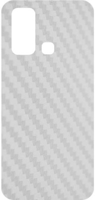 PNBEE Back Screen Guard for Vivo Y50- Carbon Fiber Transparent Back Guard(Pack of 1)