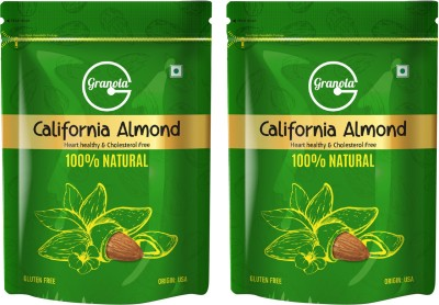 Granola 100% Natural California Almonds  (2 x 500 g)