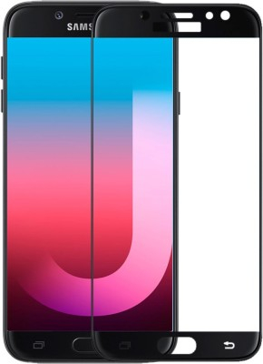 Accesorios Network Edge To Edge Tempered Glass for Samsung Galaxy J7 Pro(Pack of 1)