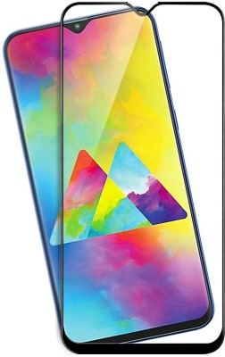 COVERS ECLAT MOBITECH LLP Edge To Edge Tempered Glass for Samsung Galaxy M30 / M30s(Pack of 1)