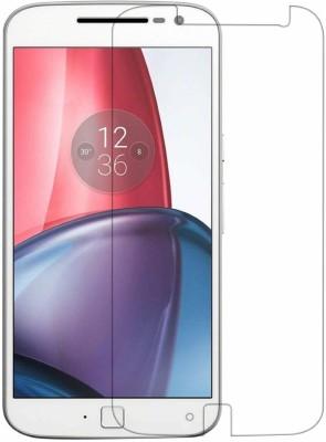 Teflon Tempered Glass Guard for Motorola Moto G4 Plus Mobiles(Pack of 1)