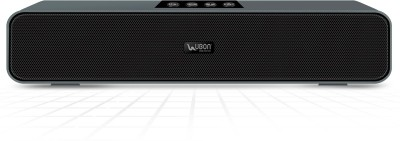 Ubon SP-70 Cool Bass 4.2 W Bluetooth Speaker 10 W Bluetooth Speaker(Black1, Stereo Channel)