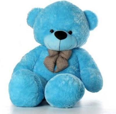 DOOMBA 6 feet Jumbo Blue Teddy Bear Best For Gift   180 cm Blue DOOMBA Soft Toys