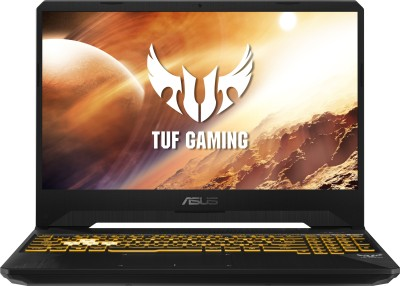 Asus TUF Gaming Core i5 9th Gen - (8 GB/512 GB SSD/Windows 10 Home/4 GB Graphics/NVIDIA Geforce GTX 1650/144 Hz) FX505GT-HN101T Gaming Laptop(15.6 inch, Black, 2.20 kg)