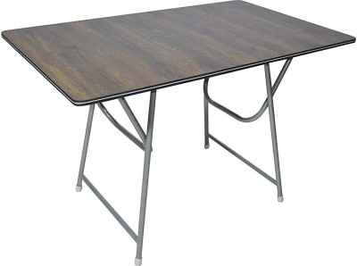 Patelraj Folding Table Solid Wood Study Table(Free Standing, Finish Color - Multicolour)