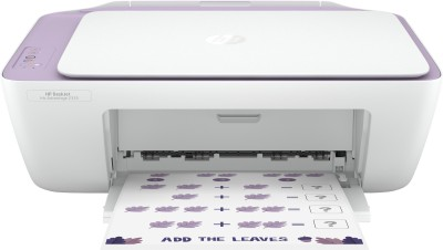 HP DeskJet Ink Advantage 2335 Multi function Color Printer White, Purple, Ink Cartridge HP Multi Function Printers