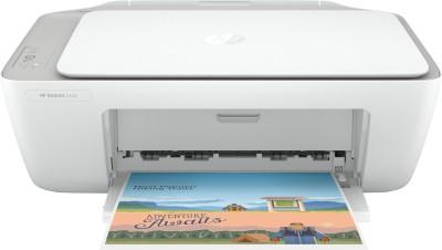 HP DeskJet 2332 Multi function Color Printer White, Grey, Ink Cartridge HP Multi Function Printers