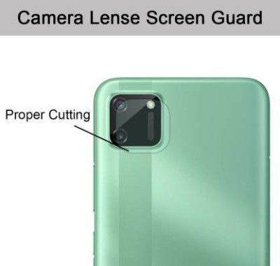 RUNEECH Camera Lens Protector for Realme C11(Pack of 1)